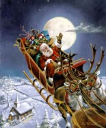Santas Big Night