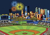 PNC Park Fireworks Pittsburgh