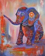 Elephant Festival Colour