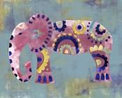 Boho Elephant 4