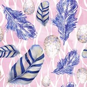 Feather & Egg Pattern I