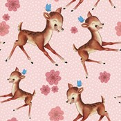 Cute Baby Deer Pattern