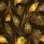 Luxe Feather Pattern