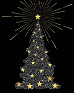 Park Avenue Starry Christmas Tree