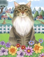 Spring Maine Coon