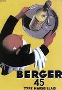 Berger 45 5000