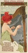 Redhead Harp
