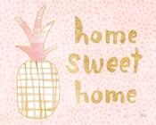 Pineapple Blush I