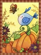 Pumpkin Bird