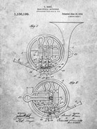 Brass Musical Instrument Patent