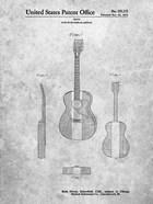 Guitar or Similar Article Patent
