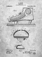 Hockey Shoe Patent