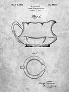 Haviland Pitcher or Similar Article Patent