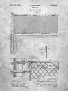 Tennis Net Patent