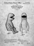 Puppet Doll or Similar Article Patent