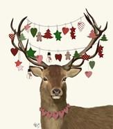 Deer, Homespun Decorations