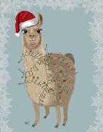 Llama, Christmas Lights 2