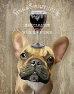 Dog Au Vin, French Bulldog