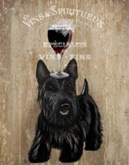 Dog Au Vin, Scottish Terrier