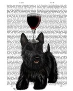 Dog Au Vin, Scottish Terrier