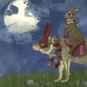 Arrival of the Hare King