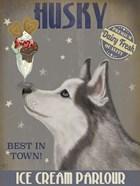 Husky Ice Cream