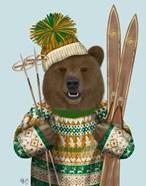 Bear in Christmas Sweater