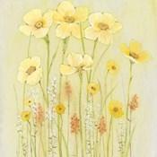 Soft Spring Floral I