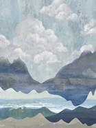 Cloudy Mountains I