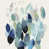 Leaf Mural I