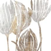 Marble Foliage III