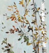 Birch with Leaves II