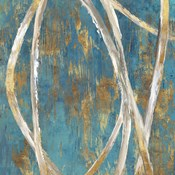 Teal Abstract I