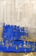 Indigo Abstract II