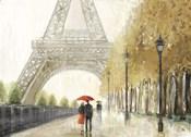 Wandering Paris