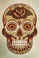 Day of the Dead Skull I