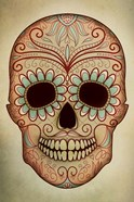 Day of the Dead Skull II