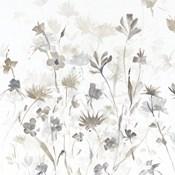Garden Shadows IV on White