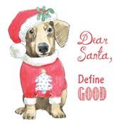 Glamour Pups Christmas III Dear Santa