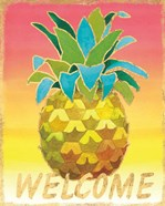 Island Time Pineapples V