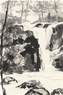 Sumi Waterfall III