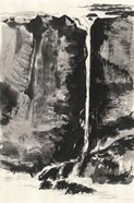 Sumi Waterfall View III