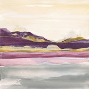 Purple Rock Dawn II Gold