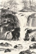 Sumi Waterfall IV