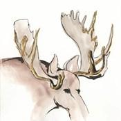 Gilded Moose