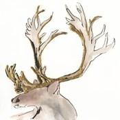 Gilded Caribou II