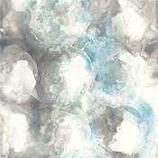 Pale Blue Circles II