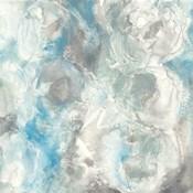 Pale Blue Circles I