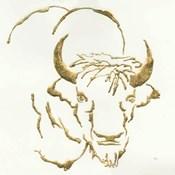 Gilded Bison