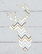 Floral Deer II Masculine